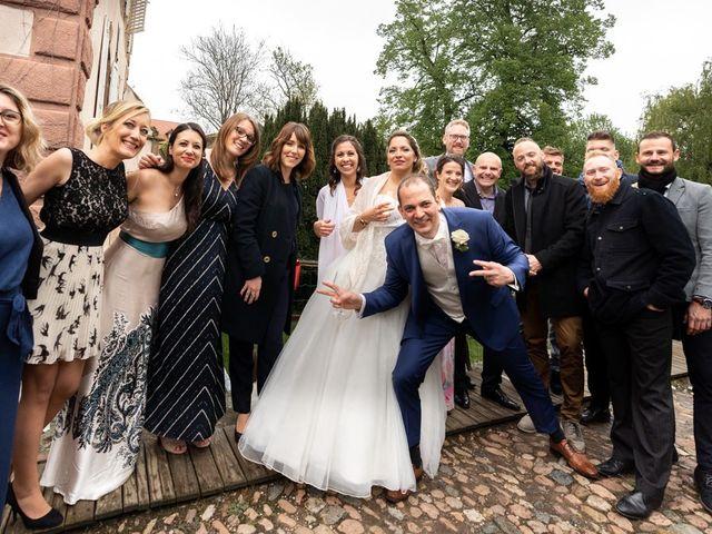 Le mariage de Adrien et Marjorie à Gougenheim, Bas Rhin 49