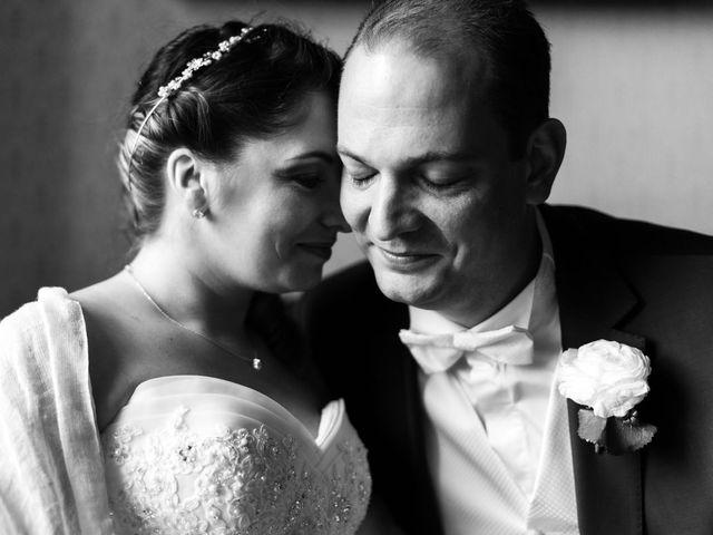 Le mariage de Marjorie et Adrien