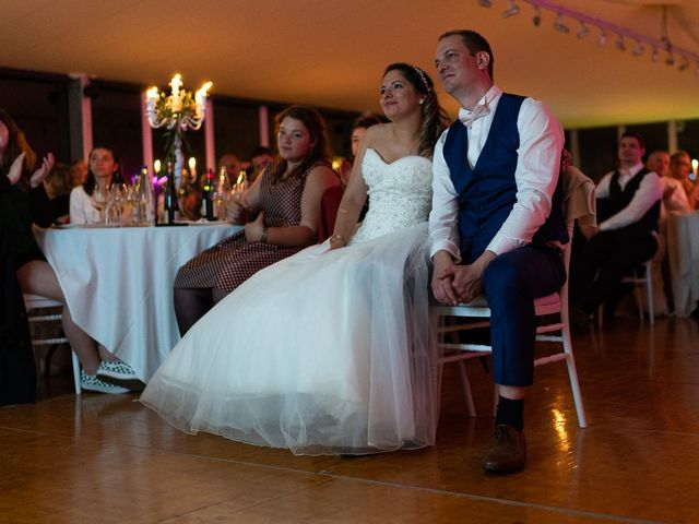 Le mariage de Adrien et Marjorie à Gougenheim, Bas Rhin 72