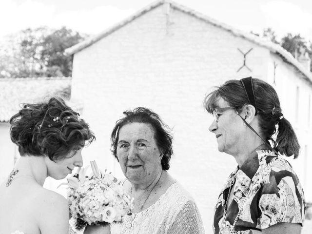 Le mariage de Aurély et Sophie à Nouzilly, Indre-et-Loire 7