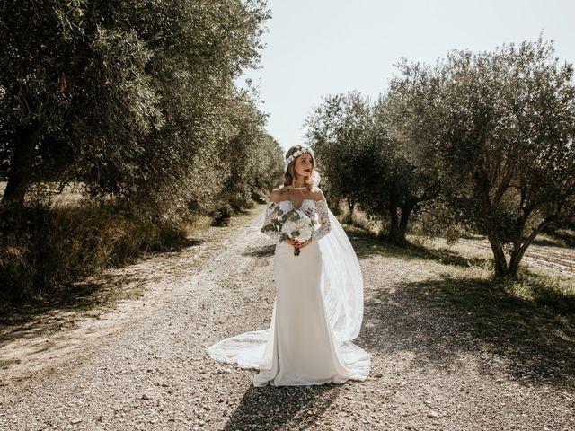 Le mariage de Anthony et Mélissa à Béziers, Hérault 1