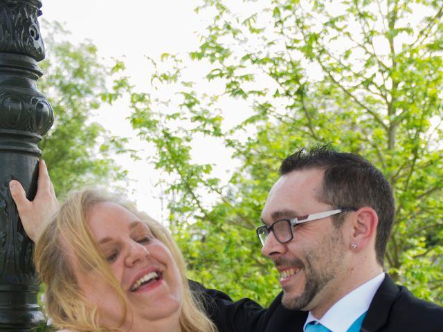 Le mariage de Alexandre et Victoire à Saint-Viâtre, Loir-et-Cher 11