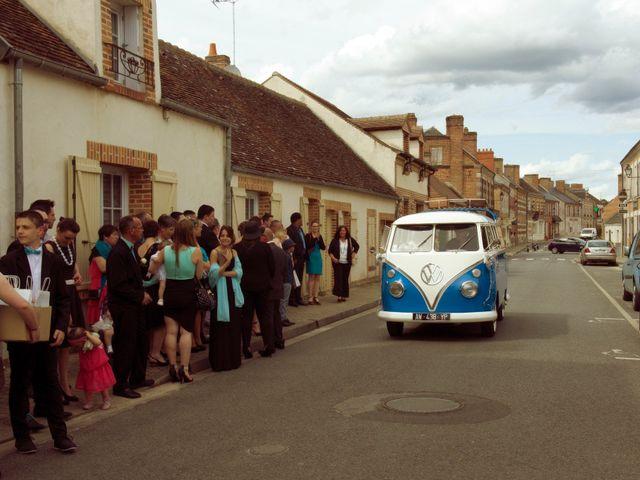 Le mariage de Alexandre et Victoire à Saint-Viâtre, Loir-et-Cher 17