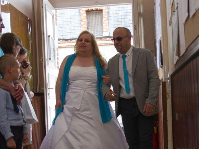 Le mariage de Alexandre et Victoire à Saint-Viâtre, Loir-et-Cher 19