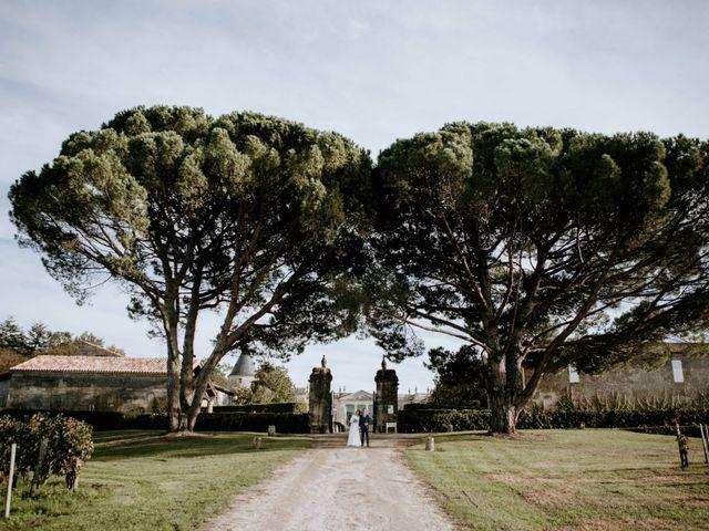 Le mariage de Truong et Meriem à Montagne, Gironde 1