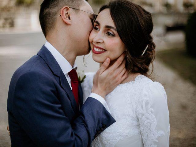 Le mariage de Truong et Meriem à Montagne, Gironde 2