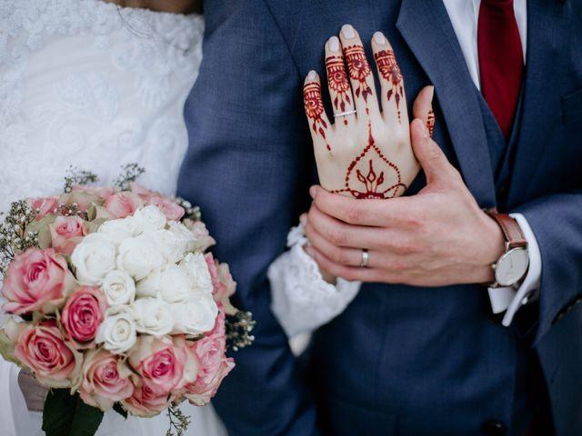 Le mariage de Truong et Meriem à Montagne, Gironde 7