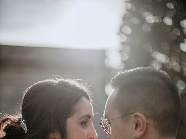 Le mariage de Truong et Meriem à Montagne, Gironde 8