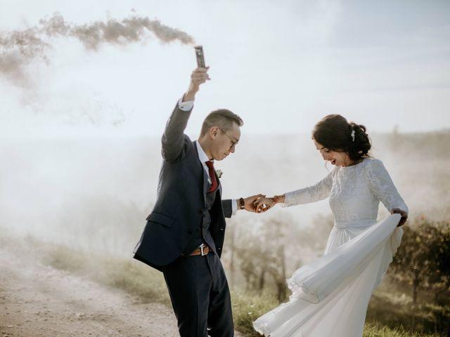 Le mariage de Truong et Meriem à Montagne, Gironde 17