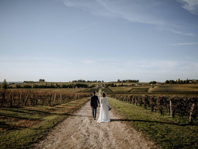 Le mariage de Truong et Meriem à Montagne, Gironde 19