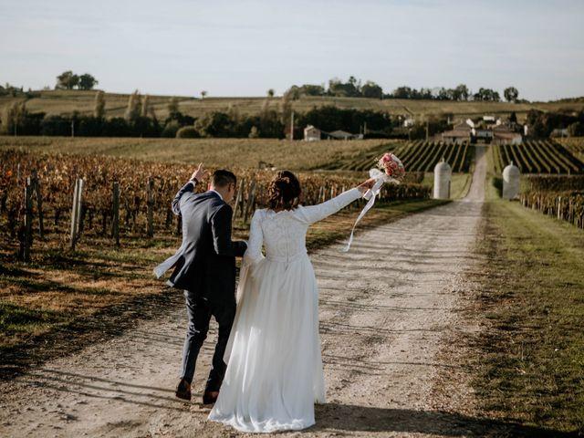 Le mariage de Truong et Meriem à Montagne, Gironde 20