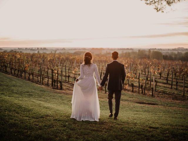 Le mariage de Truong et Meriem à Montagne, Gironde 25