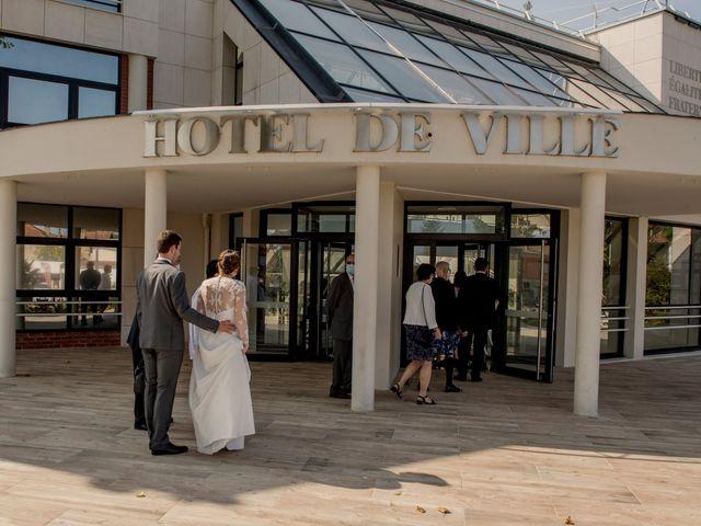Le mariage de Antoine et Julie à Carrières-sous-Poissy, Yvelines 2