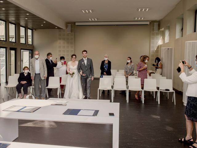 Le mariage de Antoine et Julie à Carrières-sous-Poissy, Yvelines 4