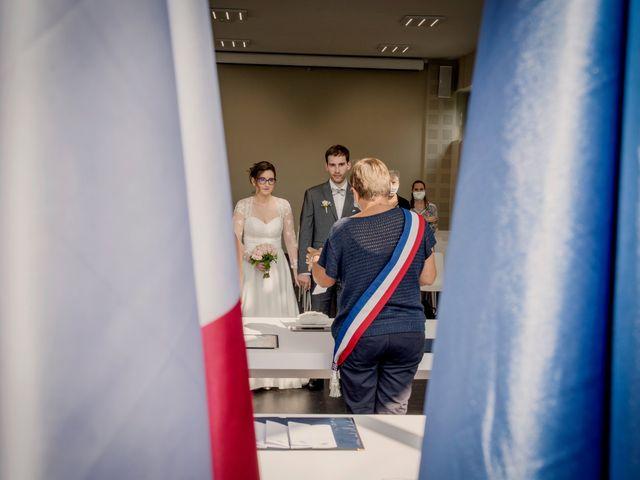 Le mariage de Antoine et Julie à Carrières-sous-Poissy, Yvelines 6