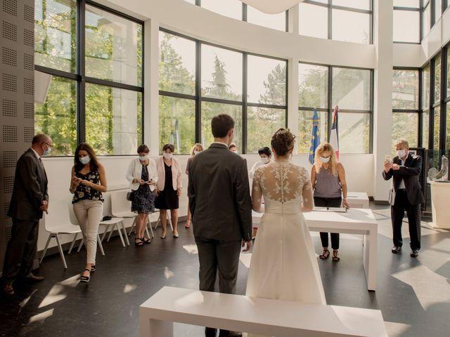 Le mariage de Antoine et Julie à Carrières-sous-Poissy, Yvelines 10