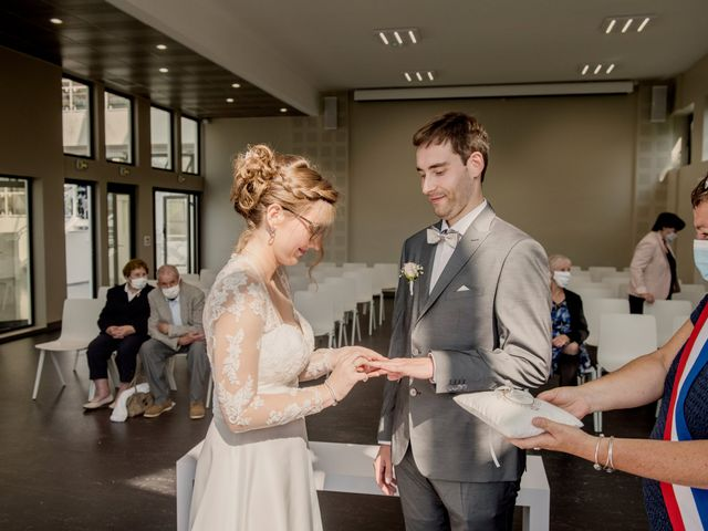 Le mariage de Antoine et Julie à Carrières-sous-Poissy, Yvelines 14