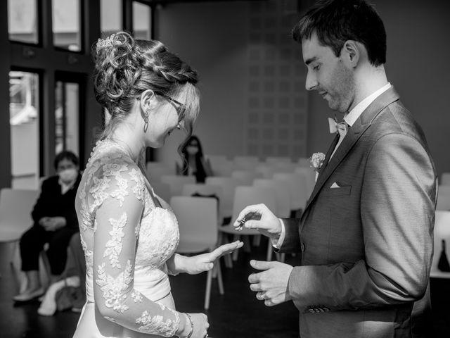 Le mariage de Julie et Antoine