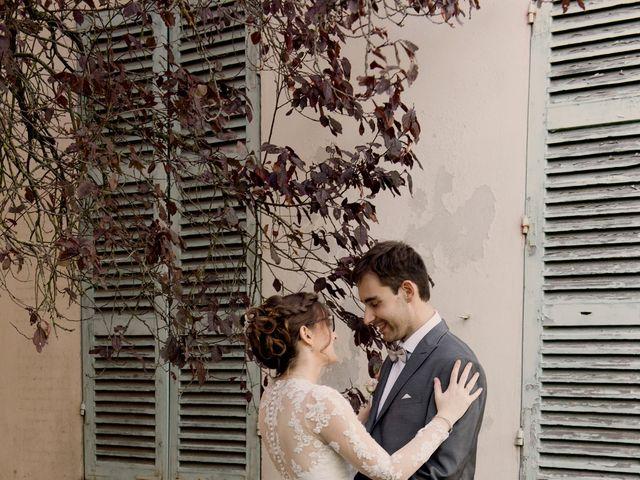 Le mariage de Antoine et Julie à Carrières-sous-Poissy, Yvelines 1