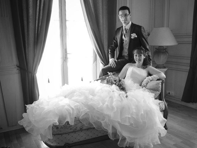 Le mariage de Audrey et Brice à Brienne-le-Château, Aube 15