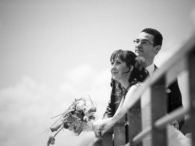 Le mariage de Audrey et Brice à Brienne-le-Château, Aube 20