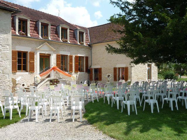 Le mariage de Audrey et Brice à Brienne-le-Château, Aube 21