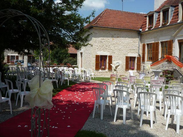 Le mariage de Audrey et Brice à Brienne-le-Château, Aube 22