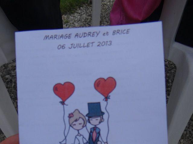 Le mariage de Audrey et Brice à Brienne-le-Château, Aube 23