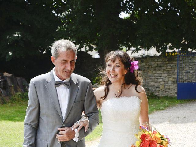 Le mariage de Audrey et Brice à Brienne-le-Château, Aube 28