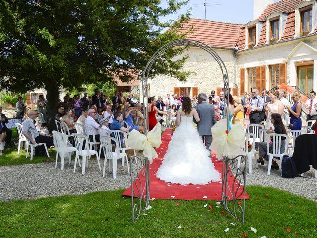 Le mariage de Audrey et Brice à Brienne-le-Château, Aube 31