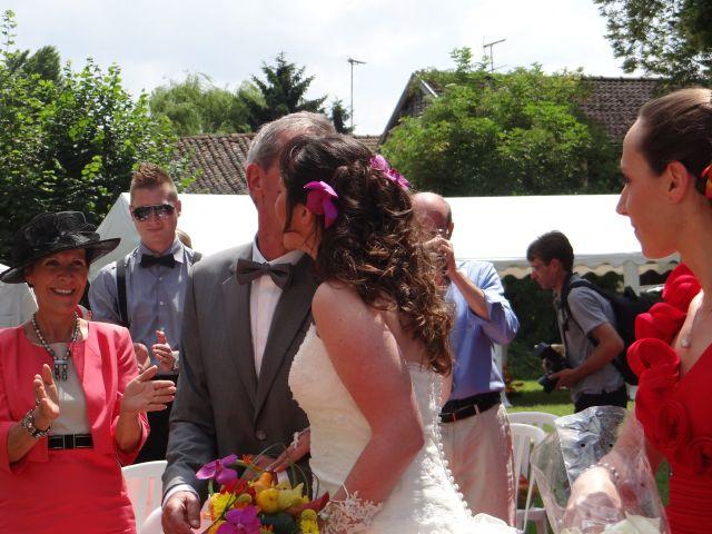 Le mariage de Audrey et Brice à Brienne-le-Château, Aube 32