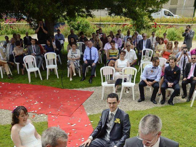 Le mariage de Audrey et Brice à Brienne-le-Château, Aube 37