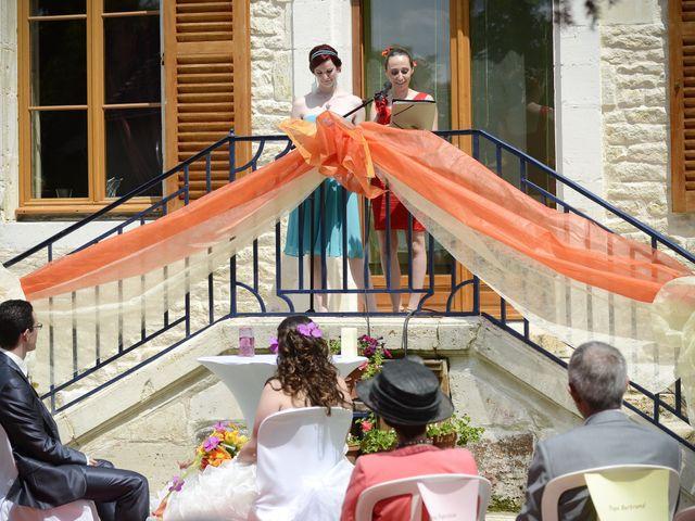 Le mariage de Audrey et Brice à Brienne-le-Château, Aube 41
