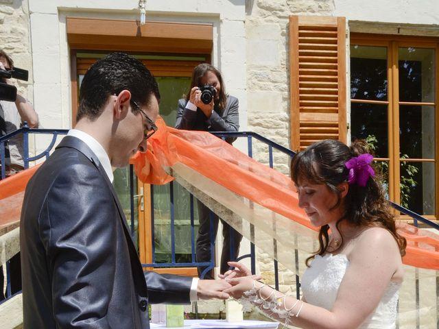 Le mariage de Audrey et Brice à Brienne-le-Château, Aube 48