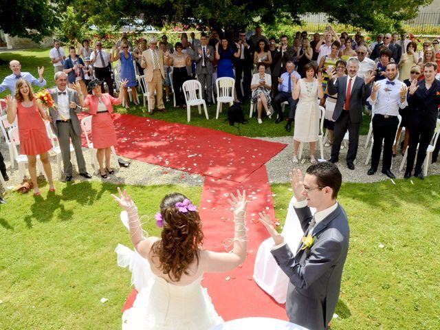 Le mariage de Audrey et Brice à Brienne-le-Château, Aube 52