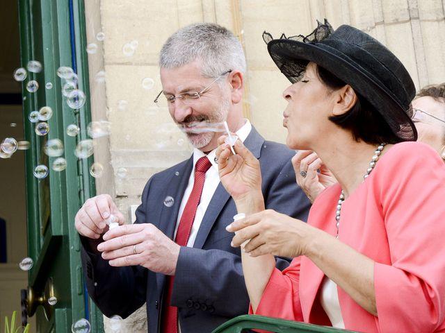 Le mariage de Audrey et Brice à Brienne-le-Château, Aube 72