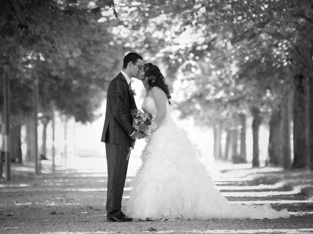 Le mariage de Audrey et Brice à Brienne-le-Château, Aube 1