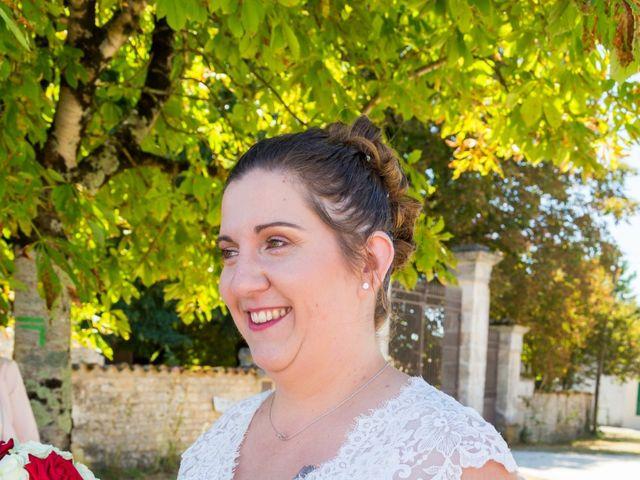 Le mariage de Yannick et Aline à Montignac-Charente, Charente 6