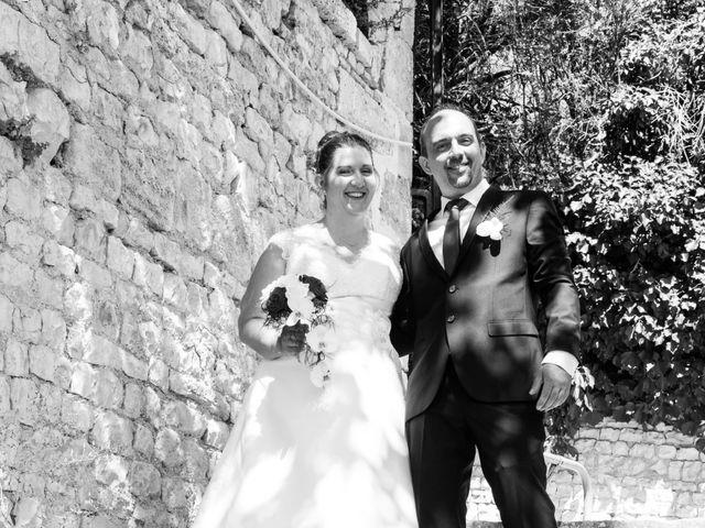 Le mariage de Yannick et Aline à Montignac-Charente, Charente 17