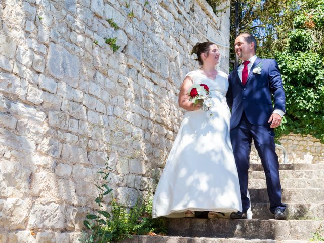 Le mariage de Yannick et Aline à Montignac-Charente, Charente 18