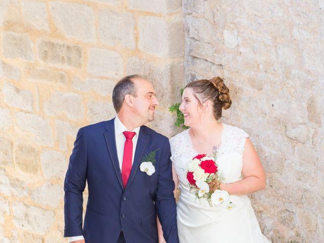 Le mariage de Yannick et Aline à Montignac-Charente, Charente 19