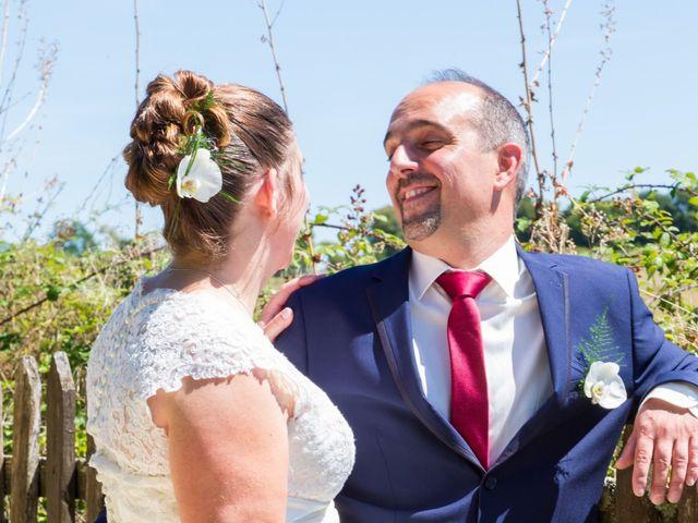 Le mariage de Yannick et Aline à Montignac-Charente, Charente 20