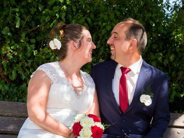 Le mariage de Yannick et Aline à Montignac-Charente, Charente 21