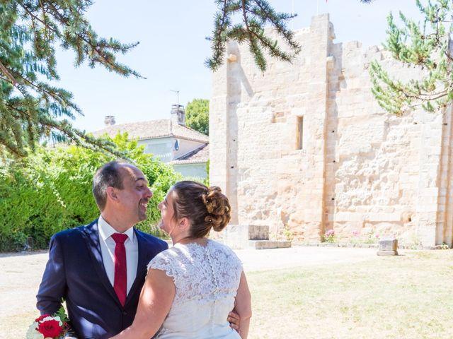 Le mariage de Yannick et Aline à Montignac-Charente, Charente 26