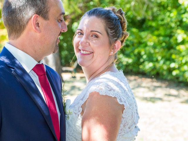 Le mariage de Yannick et Aline à Montignac-Charente, Charente 1