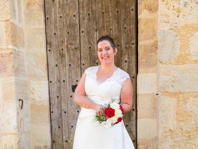 Le mariage de Yannick et Aline à Montignac-Charente, Charente 33