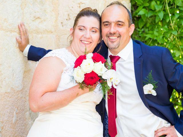 Le mariage de Yannick et Aline à Montignac-Charente, Charente 36