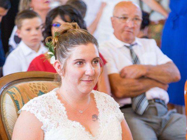 Le mariage de Yannick et Aline à Montignac-Charente, Charente 48