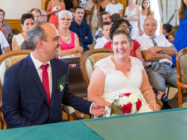 Le mariage de Yannick et Aline à Montignac-Charente, Charente 50