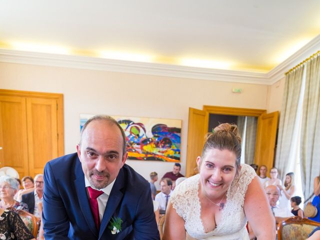 Le mariage de Yannick et Aline à Montignac-Charente, Charente 52